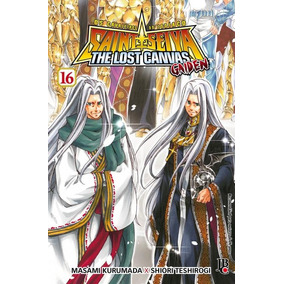 Os Cavaleiros Do Zodíaco - Saint Seiya The Lost Canvas
