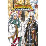 Os Cavaleiros Do Zodíaco - Saint Seiya The Lost Canvas