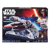 Star Wars Hasbro Electronico Dardos Oferta Halcon Milenario