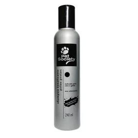Shampoo Tonalizante Pet Society Pelos Pretos 240ml