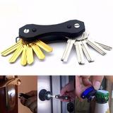 Llavero Organizador De Llaves Lampara Negro Smart Key G1042