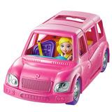 Boneca Polly Pocket Limousine Fashion Da Polly - Mattel