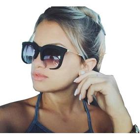 Óculos De Sol Feminino Clássico Rasoir Grande Barato Uv400 9ce55d6d91