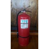 Extintor Polvo Químico Seco 20 Libras (fotos Reales)