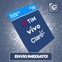 Recarga Celular Crédito Online Oi Claro Vivo R$ 20,00