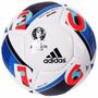 Balon Futbol Euro Uefa Eurocopa 16 Glider No.5 Adidas Ac5419