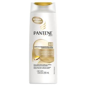 Shampoo 2 Em 1 Pantene Hidratação - 200ml