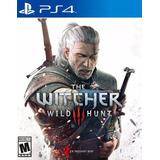 Juego Ps4 The Witcher 3 Wild Hunt Fisico Sellado Nuevo