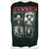 Playera Gráficas America Most Wanted T-shirt L