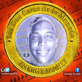 Cd Música Urbano Las Dos Caras De La Moneda Energy Family