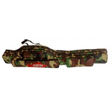 Funda Doble Rifle Escopeta Carabina O Cañas Pescar 150cm