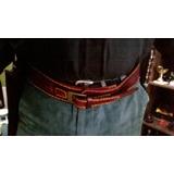 Cinturones De Cowboy Con Cartuchera Hechos A Mano