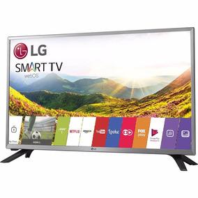 Tv 32 Polegadas Led Smart Lg Wifi E Conversor Digital Nova