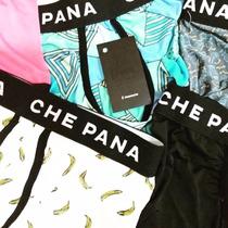 Calzoncillos Boxer X2 Unidades Sublimados Che Pana Underwear
