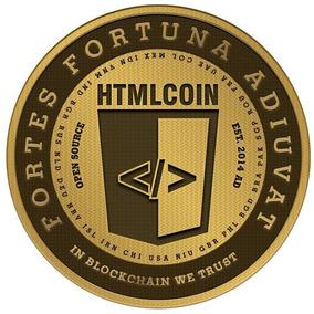 Html Coin 1500 Unidades. Html 5 Criptomoeda Bitcoin Ethereum