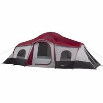 Casa De Acampar Ozark Trail,10 Personas, 3 Puertas