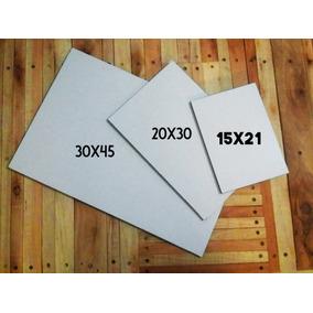 Bastidor Fibrofacil Autoadhesivo 30x45cm Fotos B.a.