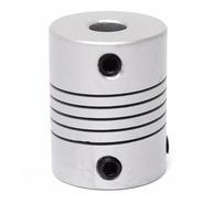 Acople Flexible Aluminio 5mm A 8mm Nema Impresora