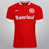 Camisa Inter Internacional Vermelha Nike 2014