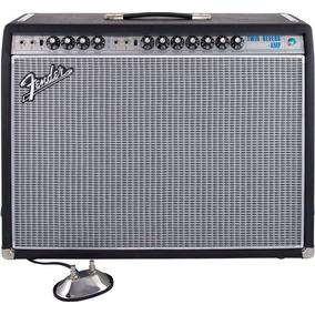 Fender 68´ Custom Twin Reverb Amplificador Valvular Guitarra