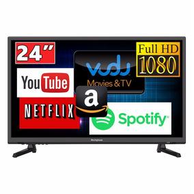Pantalla Westinghouse Wd24hb2600 24 Full Hd Smart Tv Hdmi