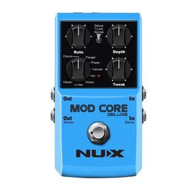 Pedal Guitarra Nux Deval Core Deluxe