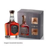 Kit Whisky Jack Daniels Single Barrel + 2 Copos