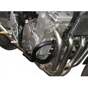 Crash Bar Black. Suzuki Gsf 600/600s/1200/1200s Bandit. - Sw