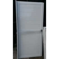 Puerta De Aluminio Para Retretes