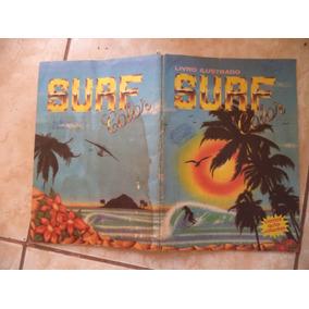 Album Surf Color Editora Lazer Editorial Anos 80 Incompleto