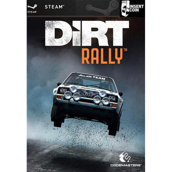 Dirt Rally || Pc || Original || Steam || Digital