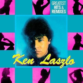 Ken Laszlo Greatest Hits & Remixes Vinilo Nuevo Importado