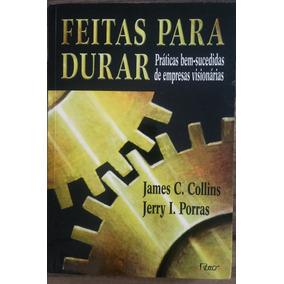 Livro jim collins feitas para durar livros no mercado livre brasil livro feitas para durar james c collins fandeluxe Gallery