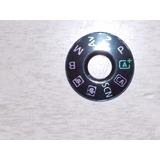 Dial De Funciones P / Cámara Canon 6d (refacción)