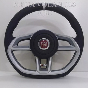 Volante Golf Gti Esportivo Fiat Palio Siena Strada C/ Cubo