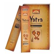 Incienso Natural Yatra Parimal India 180 Varas Aroma Suave