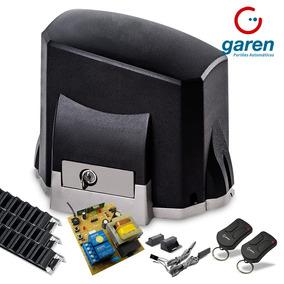 Motor Portão Deslizante Garen Seg Unisystem Mc Garcia 110v