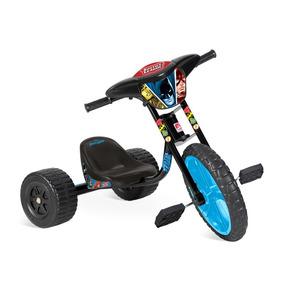Velotrol Trike Infantil Triciclo Liga Justiça Bandeirantes