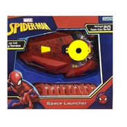 Lanza Tazos Spiderman Space Launcher Ditoys 2104