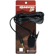 Microfone Lapela Youtuber Soundvoice Soundcasting S200 St