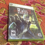 Juego Rain Vampire Xbox 360 !envio Gratis¡