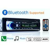 Autoradio Bluetooth Usb Tarjeta Sd Radio Fm Envío Gratis