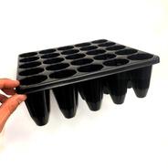 Bandeja Forestal Germinacion/clones 25 Cavidades X10