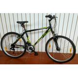 Bicicleta Nueva R26 Suspensión Delantera Y Cambios Shimano