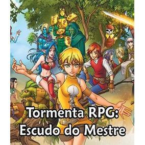 Tormenta Rpg - Escudo Do Mestre