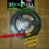 Damper Motor Ford Fx4 Fortaleza Tritón