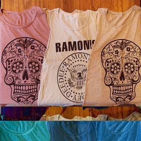 Sudadera Mujer The Ramones///calaca
