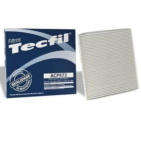 Filtro Ar Condicionado Tucson / Sportage - Tecfil Acp972