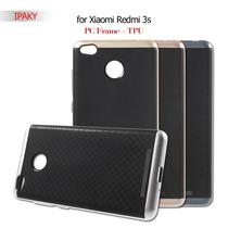 Combo Bumper Xiaomi Redmi 3s 4 Note 2,3,4 +vidrio + Envio