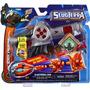 Slugterra Blaster Y Evo Dart Dr. Blakk Blaster Exclusivo